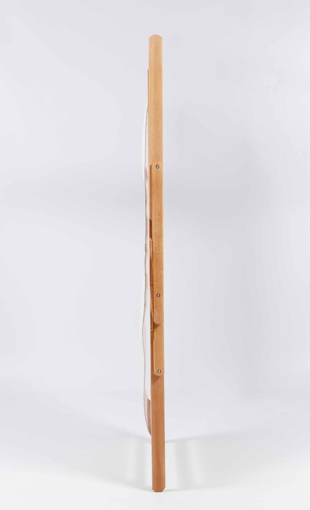 Hamacas de madera y lona interesting moneyy exterior de - Hamacas de madera y lona ...