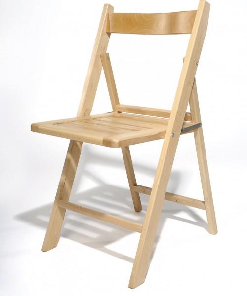 Sillas plegables de madera personalizables garc a hermanos for Sillas plegables comodas