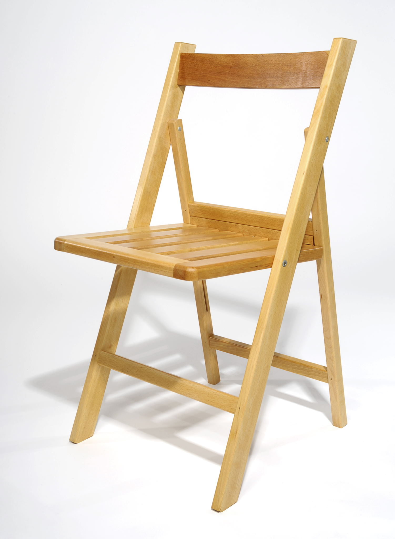 Silla plegable bilbao de madera certificada garc a hermanos - Sillas de madera plegables ...