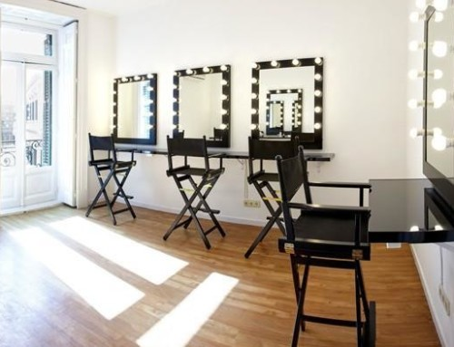 #GarciaProjects: Beauty Factory School y sus sillones de maquillaje