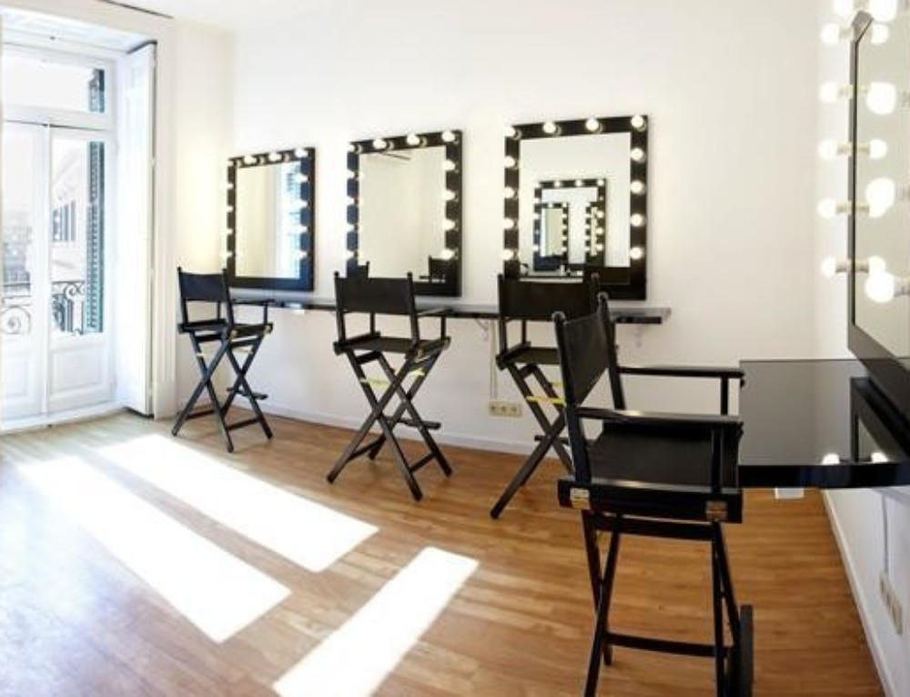 #GarciaProjects: Beauty Factory School y sus sillones de maquillaje