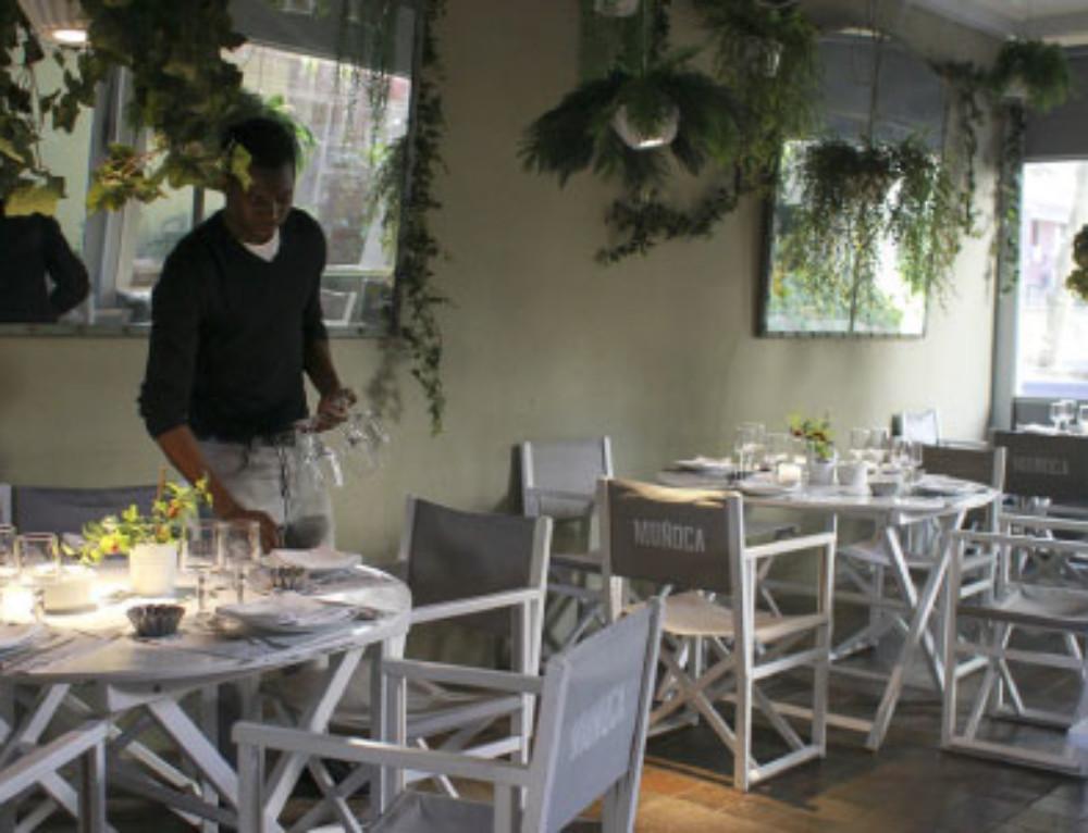 Mueblespara restaurante que agilizan el trabajo y aportan estilo