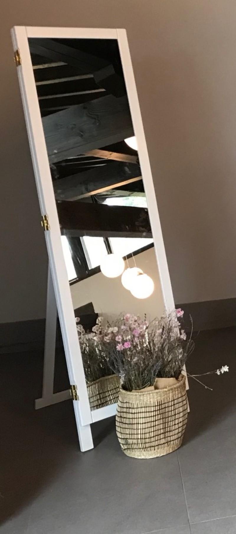 Espejos con soporte de madera garc a hermanos - Soportes para espejos ...